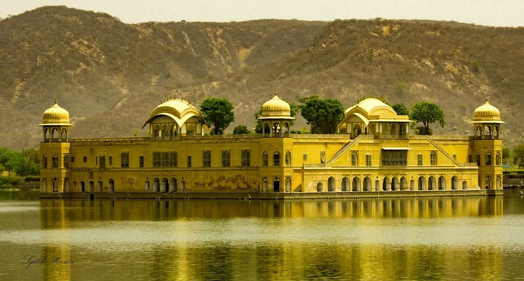 Ajmer fort in Jaipur: