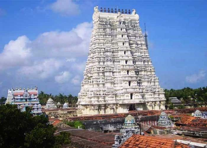 Rameshwaram Temple in Tamil Nadu