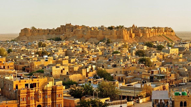 The Golden City Jaisalmer, Rajasthan